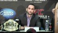 Пресконференцията за UFC 136
