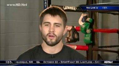 Carlos Condit vs GSP - Inside MMA