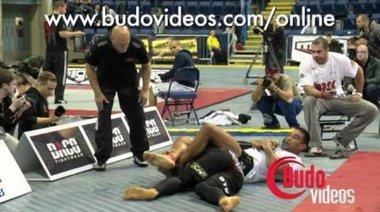 ADCC 2011 Vinny Magalhaes vs Fabrico Werdum