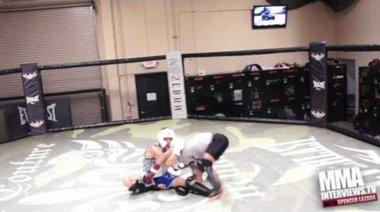 Tyson Griffin trains for and talks about Bart Palaszewski at UFC 137