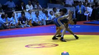 Awesome Russian Wrestling Highlights