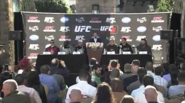 UFC 137 Pre fight Press Conference