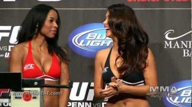 UFC 137 - Complete Weigh-Ins