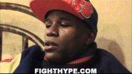 Mayweather: Дадох целия си живот на бокса