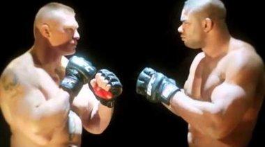Brock Lesnar vs Alistair Overeem - Official Promo