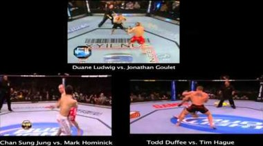 Which is the fastest KO in UFC History?