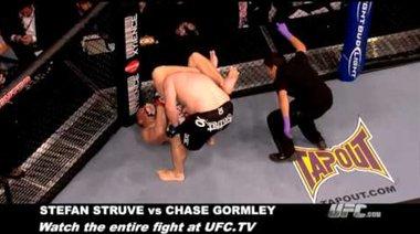 Stefan Struve vs Chase Gormley