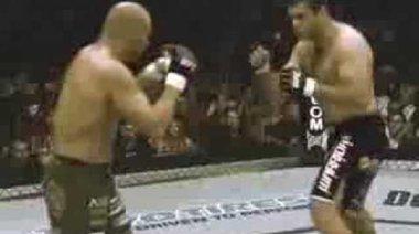 UFC 91 и 50 Cent - Get Up