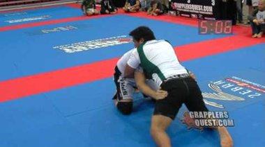 Craig Silva vs Nick Robinson