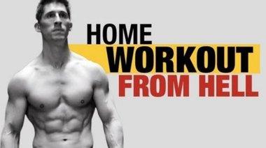 5 упражнения за дома