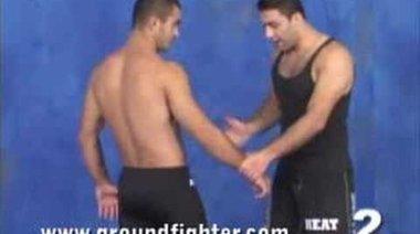 Karo Parisyan Judo for MMA - Kimura