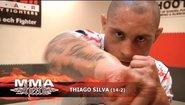 Thiago Silva Open Workout
