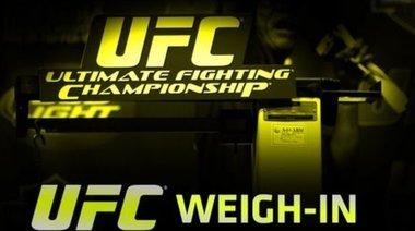 Кантар преди UFC 145