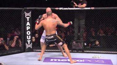 UFC 145 - подбрани моменти
