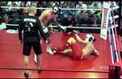 Симеон Баталов срещу Христо Георгиев - финал -66 кг, юноши