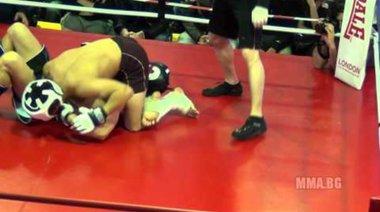 Велизар Иванов срещу Теодор Виденов (Финал -60 кг)