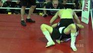 Йонко Камбуров срещу Стефан Митев (Финал -84 кг)