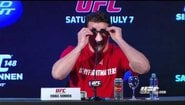 UFC 148 - Rio Press Conference Highlights