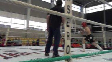 Аматьорски ММА - Арена Армеец - 28.04.2012 финал 6