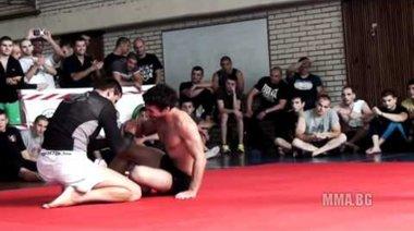 ADCC България 9.06.2012 - подбрани моменти
