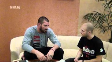 Интервю с Wes Sims след MaxFight 27