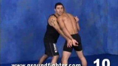 Karo Parisyan Judo for MMA - Ouchi-Gari