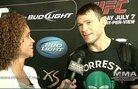 Forrest Griffin преди UFC 148
