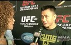 Cung Le преди UFC 148