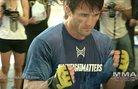Отворена тренировка на Chael Sonnen преди UFC 148