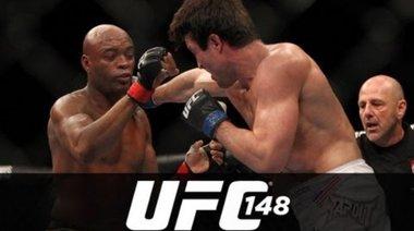 UFC 148 - подбрани моменти