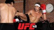Интервю с Urijah Faber преди UFC 149