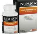Natrol - NuHair Hair Regrowth System for Men /  60 + 60 tabs + 93ml