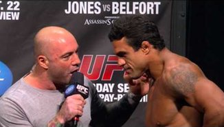 Кантар преди UFC 152