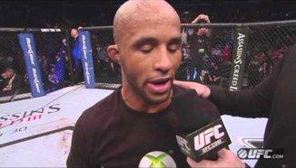 Интервю с Demetrious Johnson в UFC 152