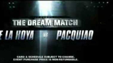 Трейлър на De La Hoya vs Pacquiao