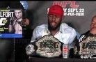 Пресконференция след UFC 152