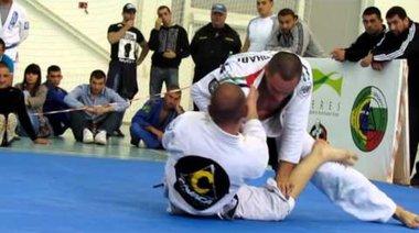 BJJ Open 2012 - Кирил Костов vs Йонко Камбуров