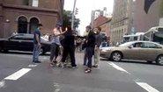 Райън Гослинг разгражда борбата в Ню Йорк!