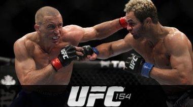GSP преди UFC 154