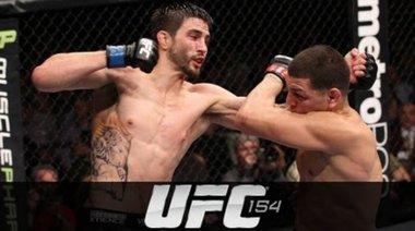 Carlos Condit преди UFC 154
