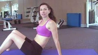 5 минути тонус, ABS тренировка, фитнес тренировка w / Тами