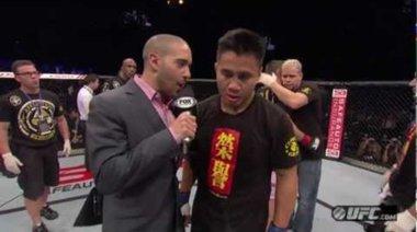 Cung Le след UFC on Fuel TV 6