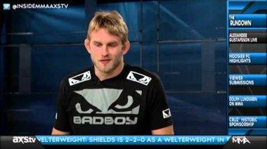 Готов ли е Gustafsson да победи идола си?