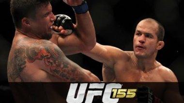 Junior dos Santos преди UFC 155