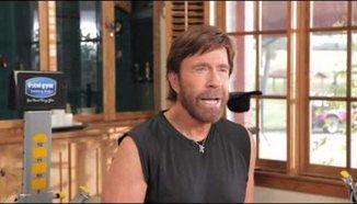 Chuck Norris за срещата си с Gracie