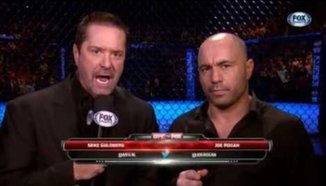 Mike Goldberg с лапсус в последното UFC