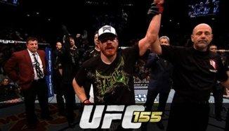 Jim Miller след UFC 155
