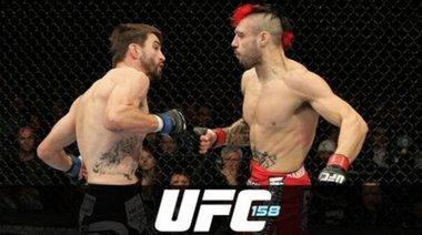 Carlos Condit преди UFC 158