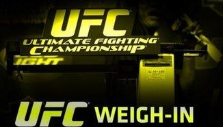 Кантар преди UFC 158