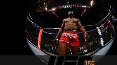 Интервю с Jon Jones преди UFC 159